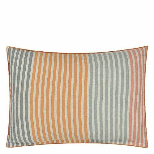 Подушка Designers Guild Brera Colorato Cinnamon