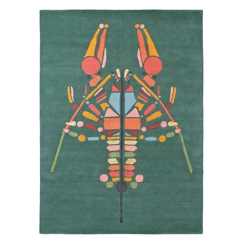 Ковер Ted Baker Emerging Lobster Green