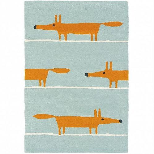 Ковер Scion Mr Fox Aqua