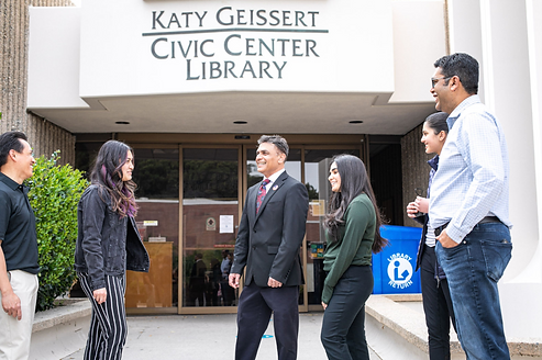 Katy Geissert Civic Center Library