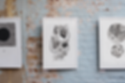 mockup-of-three-poster-frames-against-a-