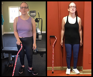 Cerebal Palsy Client Results