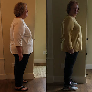 Type 2 Diabetic Client Progress