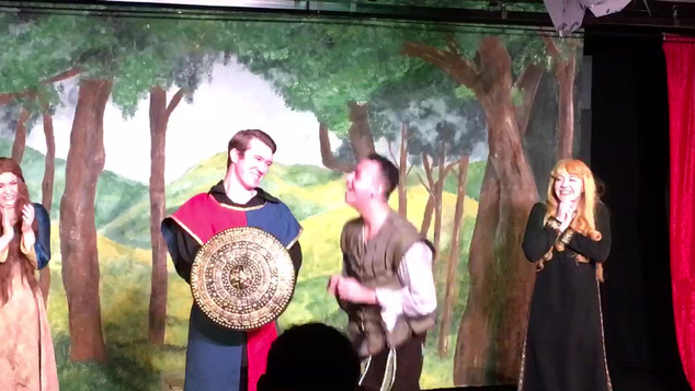 The Brave Knight, Sir Lancelot