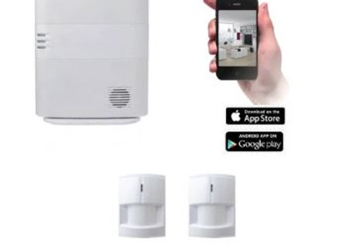 VESTA 1F  HSGW KIT  Smart Home Alarm System