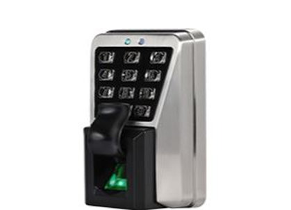 ZKTeco Stand alone finger print reader and keypad