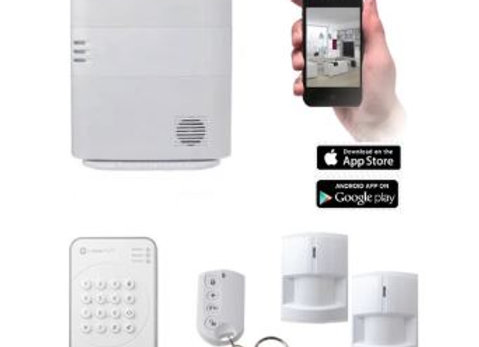 VESTA HSGW 3B Series Smart Home Alarm System HSGW KIT 3B(4G/3G)
