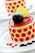 Polka Dot Dessert