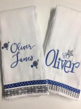 Oliver James Set of 2