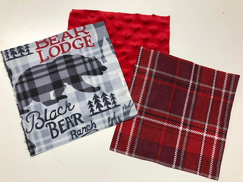Bear Lodge Play Quilt