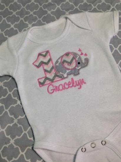 Gracelyn Birthday Shirt