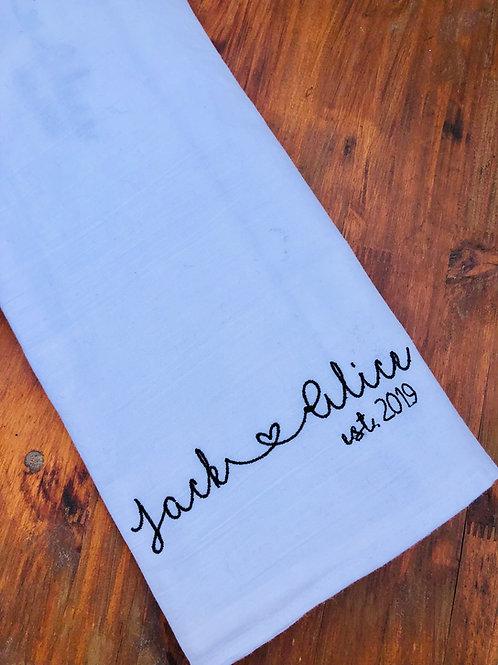 Jack/Alice Kitchen Tea Towel