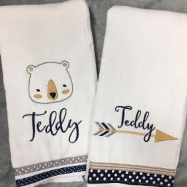 Teddy Set of 2