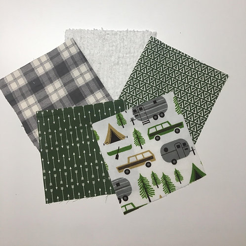 Made to Order Camping Play Quilt