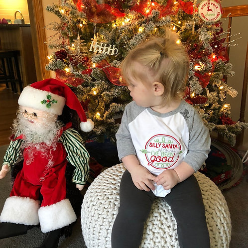 Silly Santa Shirt