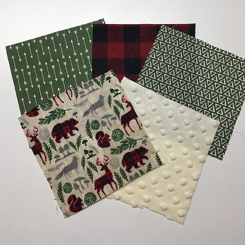 Made to Order Woodland/Buffalo Checks Play Quilt