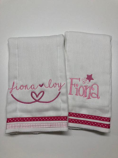 Fiona Heart Set of 2