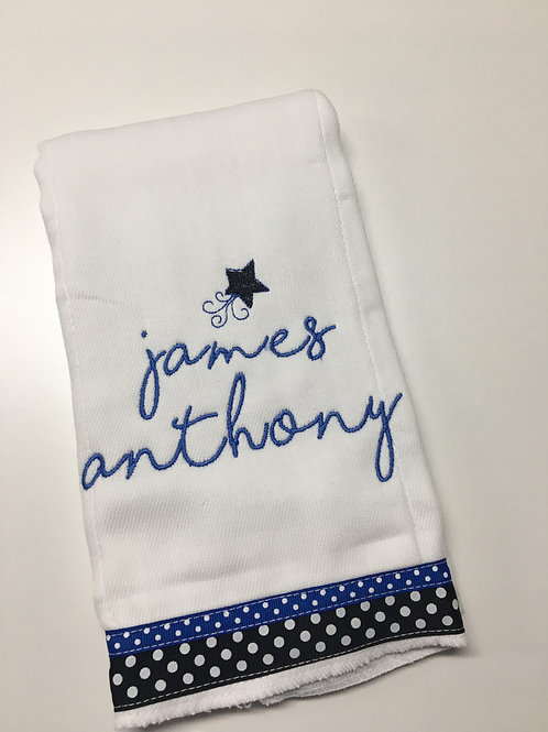 James Anthony Baby Rag