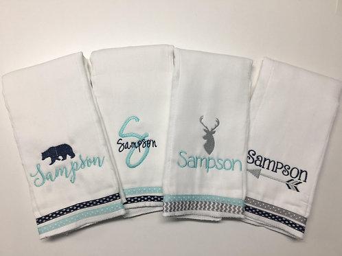 Sampson Set of 4