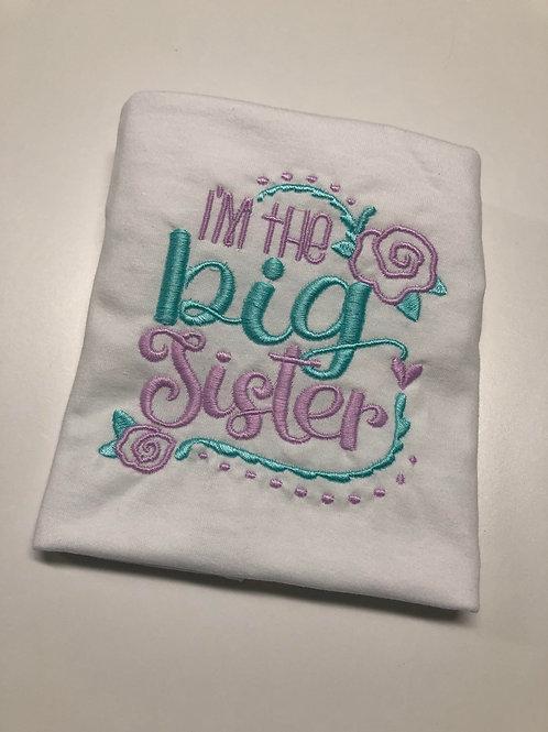 Big Sister/Brother Shirt