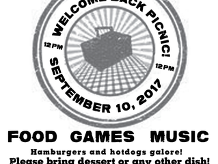 PSC Welcome Back Picnic