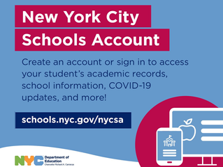 New York City Schools Account