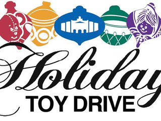 Toy & Coat Drive at PSC