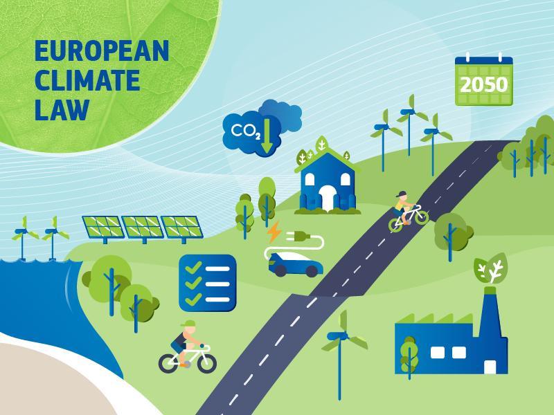 Uniunea Europeana are in plan sa decarbonizeze economia comunitatii prin investitii in surse regenerabile de energie, eficienta energetica, materiale sustenabile si economie circulara