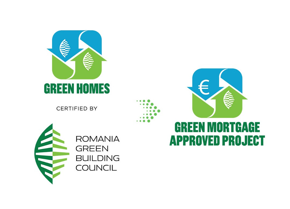 Green Homes certified by Romania Green Building Council