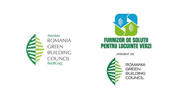 Miradex este un Furnizor de Solutii pentru Locuinte Verzi acreditat de Romania Green Building Council