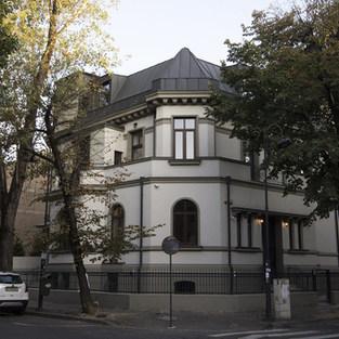 Mansarda unei clădiri istorice