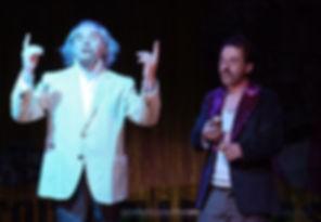 Renaud Cojo, Patrick Robine, Le Zootropiste, Théâtre du Rond-Point