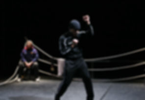 Olivier Robert, Renaud Cojo, Olivier Robert, Lee Black, Boxe, Reprises
