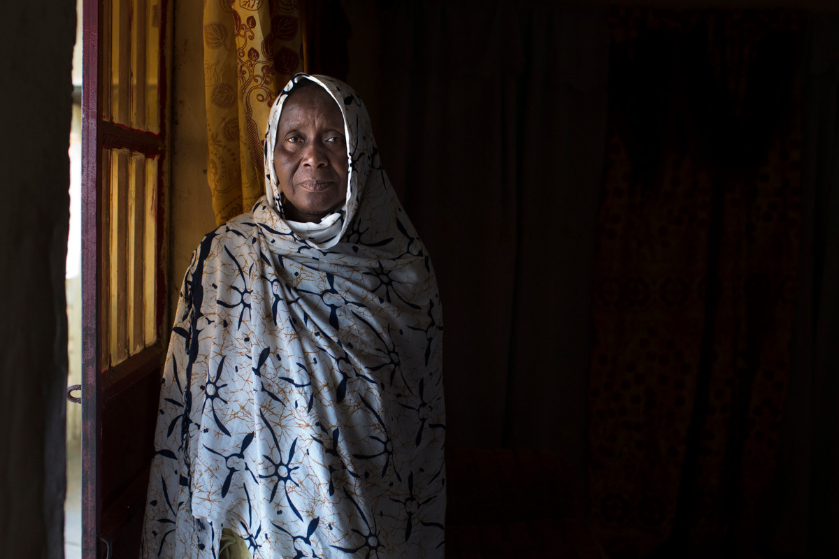 Fatou Sanneh - Ms. Sanneh is the widow of Ebrima Sonko, who was targeted by the Jammeh's regime under the guise of suspected witchcraft.  While Mr. Sanko was unlawfully detained he was forced to drink Kubehjaro, a hallucinogenic concoction of herbs created by Jammeh. Mr. Sonko had been a UDP organizer in his region, an opposition party to Jammeh's regime, and it is thought that he was detained for this reason above all else. He died shortly after his detainment.