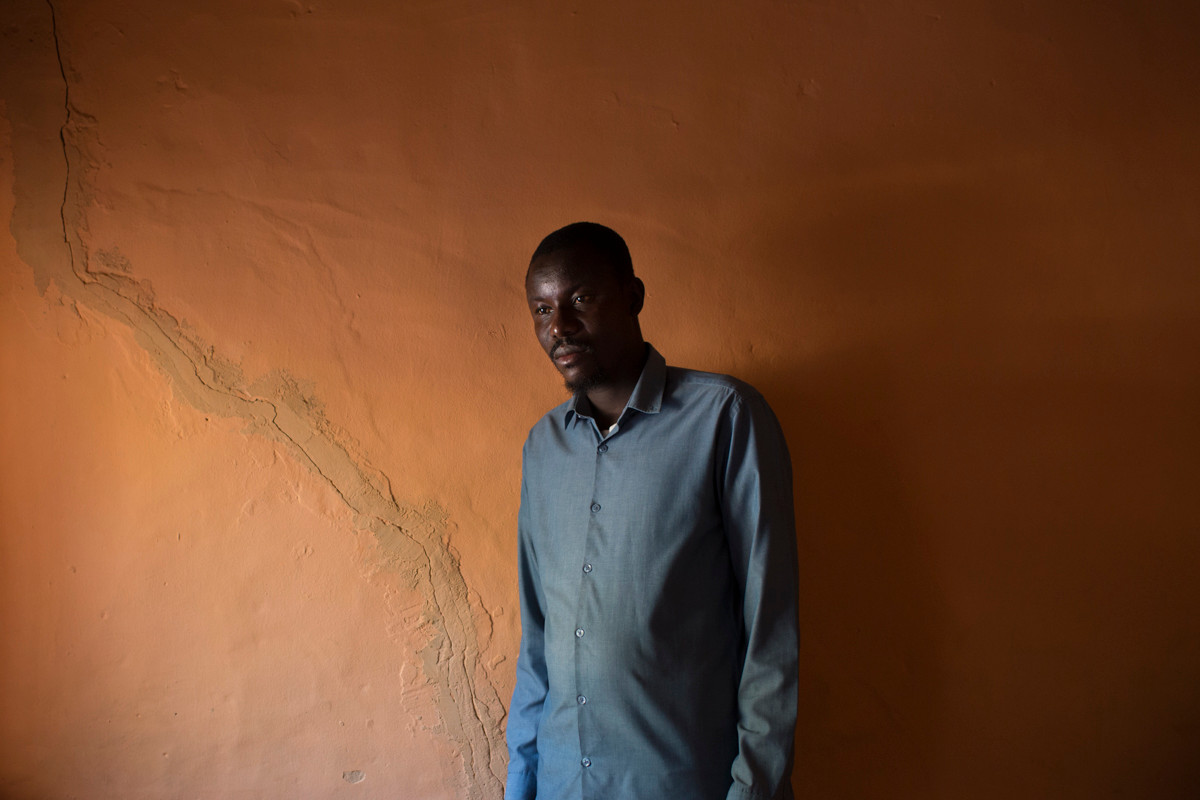 Manding Sanneh - Mr. Sanneh was unlawfully arrested and detained for 76 days after an application to run for the UDP Secretary for the 2012 legislative elections was found on his person.  Mr. Sanneh then sought exile in Senegal until the fall of power of Jammeh.