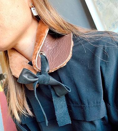 Cuellito marrón