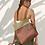 Thumbnail: Mochila Fran marrón y verde
