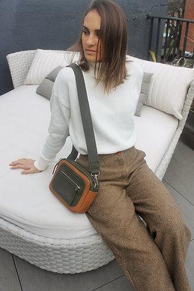 Pantalón Paño marrón