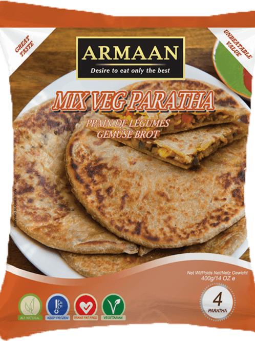 Armaan Mix Veg Paratha