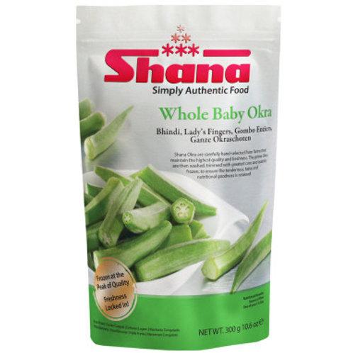 Shana Okra Whole