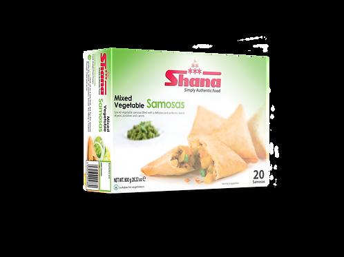 Shana Mixed Vegetable (20's)