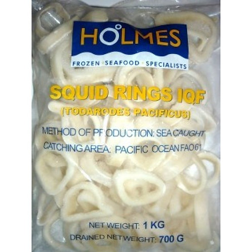 Holmes Squid Rings