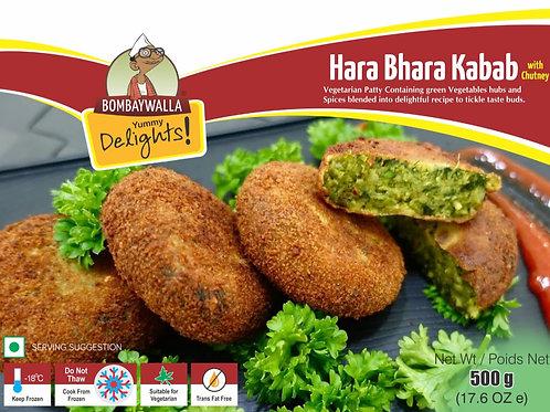 Yummy Delights Hara Bara Kebab