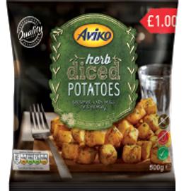 Aviko Diced Potatoes