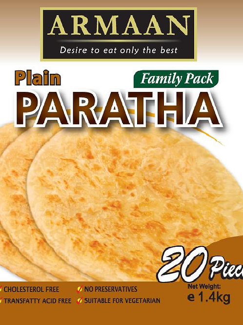 Armaan Family Pack Paratha (20 Pieces)