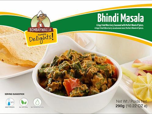 Yummy Delights Bhindi Masala