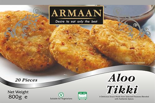 Armaan Aloo Tikki