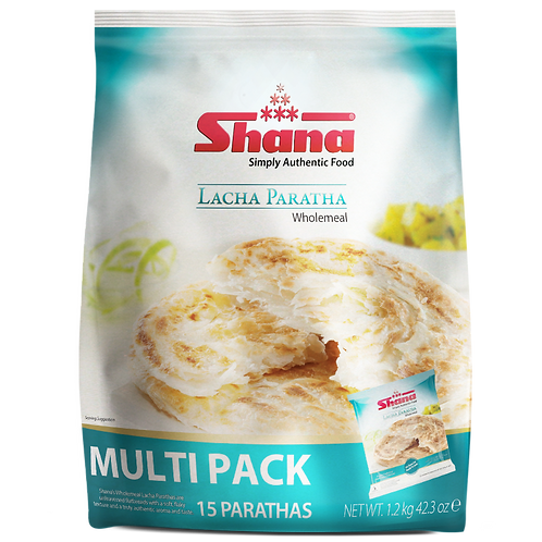 Shana Latch Paratha (Multipack)