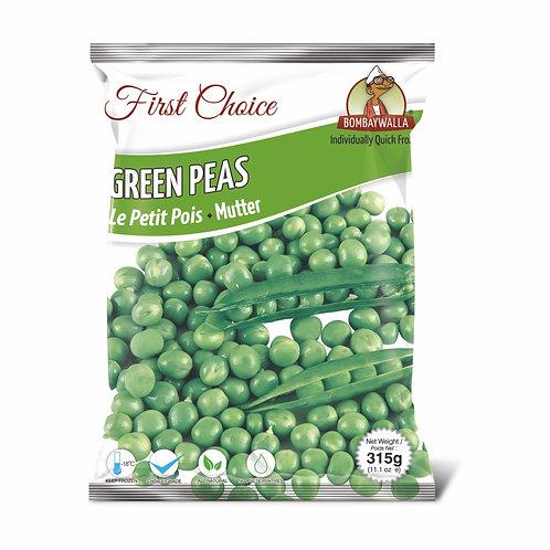First Choice Green Peas