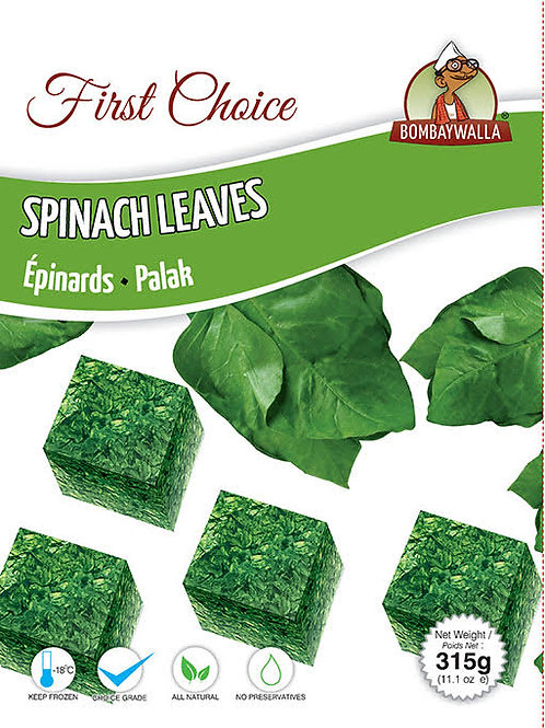 First Choice Spinach Leaves